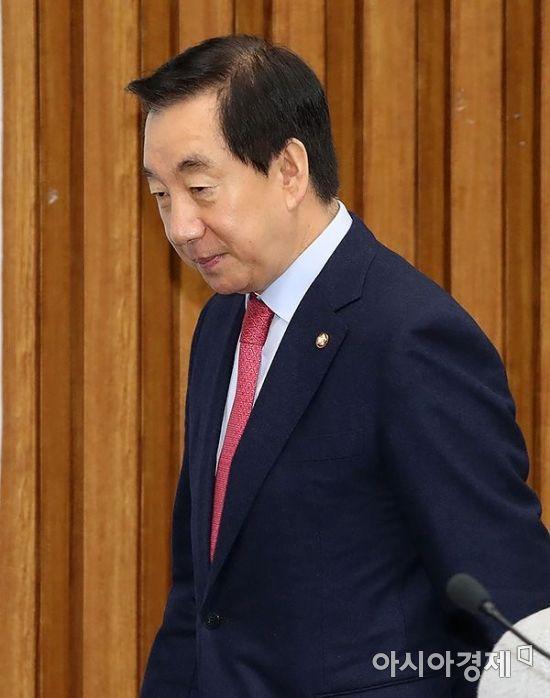"""정의당 """"김성태, 가짜뉴스와 음모론의"""