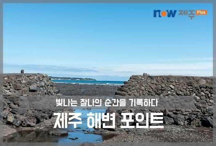 제주 해변 포인트