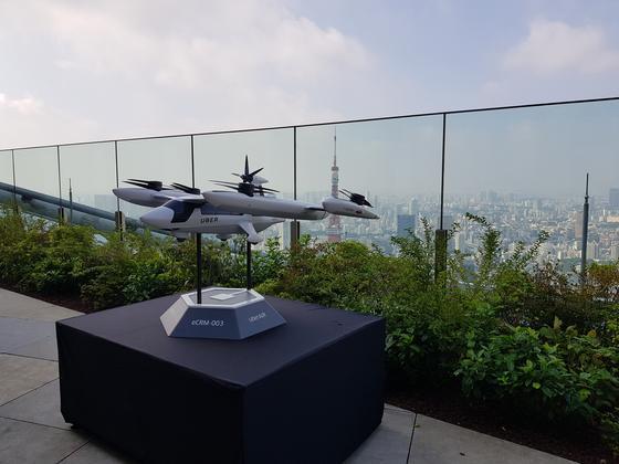 우버, 2020년부터 일본 하늘 난다