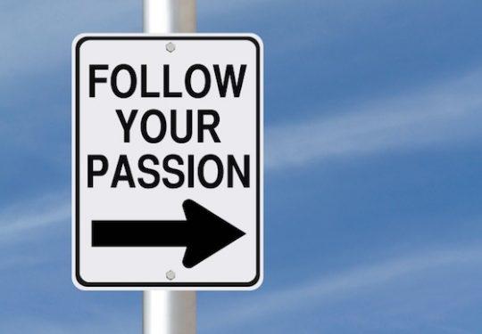 '열정을 찾으라'는 말이 나쁜 조언인