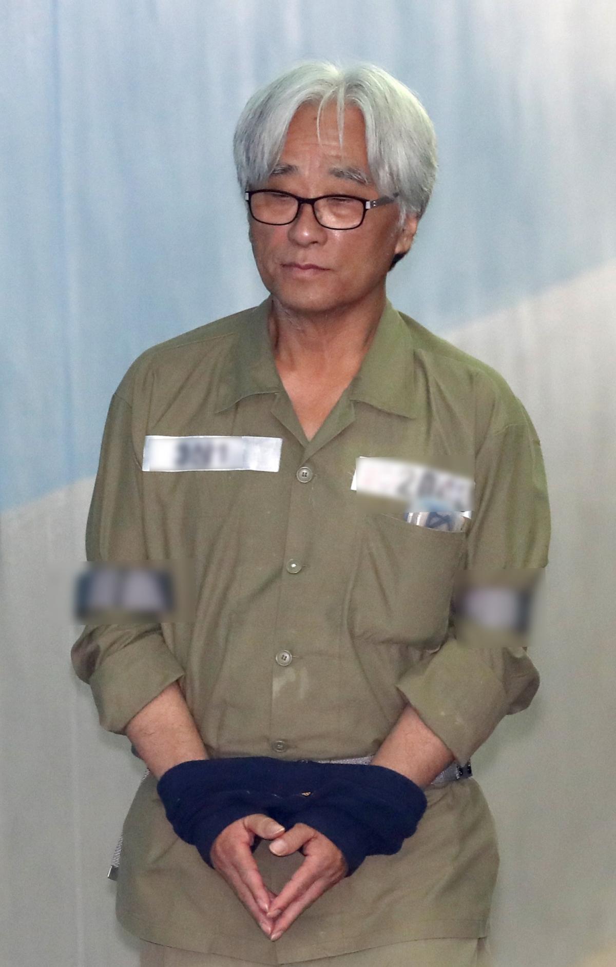 '연극 동료 성추행' 이윤택 7년 구