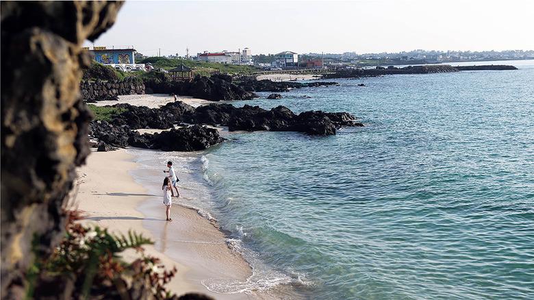 노을바닷길 – 애월~한담해안 산책로