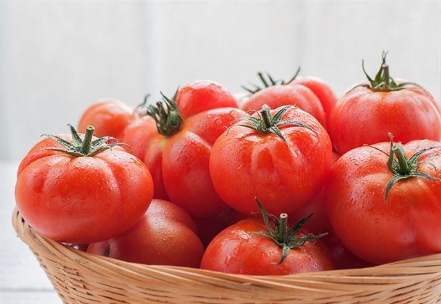 껍데기가 질긴 토마토, 어떻게 먹어야