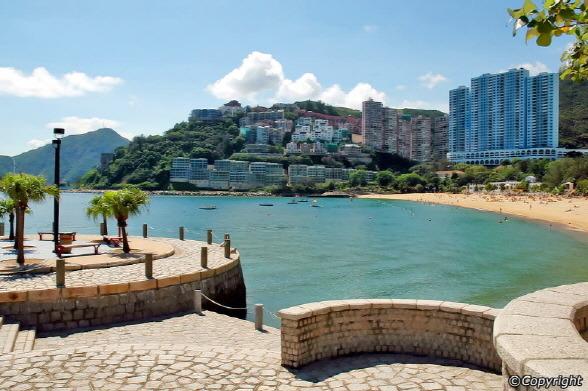 나는 홍콩에 바다 보러 간다