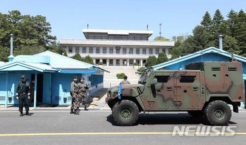남북 군사분야 합의 첫발…최전방 'J