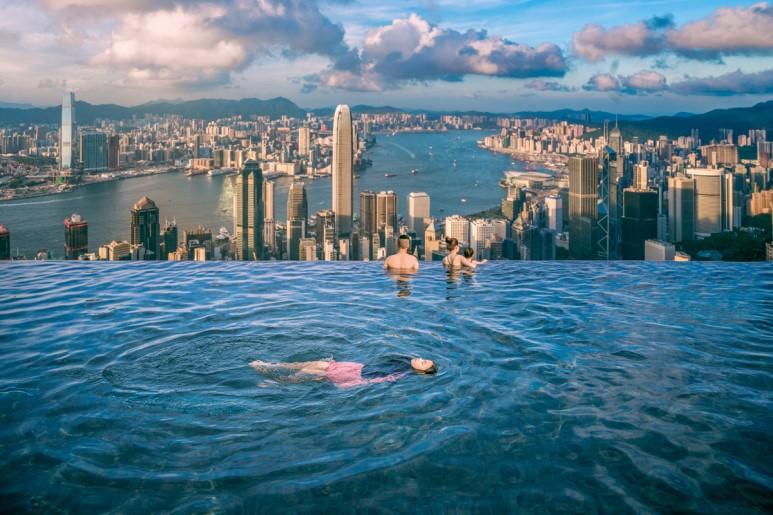신서유기 5에서도 선택한 이곳! 홍콩