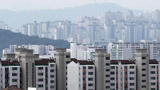 최근 서울 집값을 오르게 한 범인은