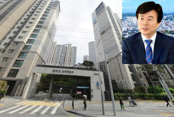 강남 아파트에 땅까지…'부동산 부자