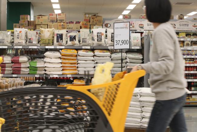 원가인상 부담 어쩌나…'폭등 쌀값'에