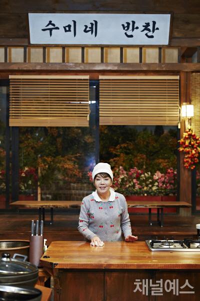 """김수미 """"지금의 음식문화를 바꾸고 싶"""