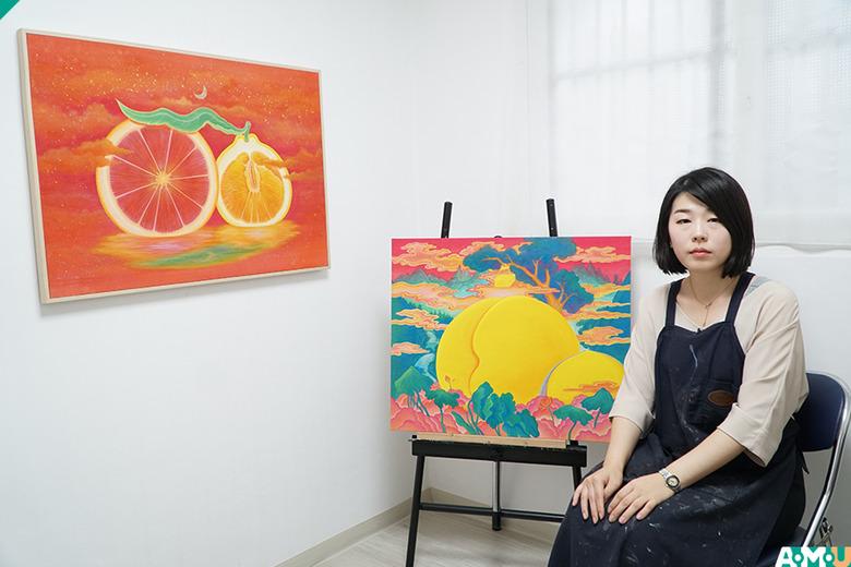영원했으면 하는 행복한 세계 : 김현