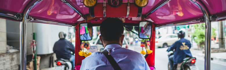 방콕의 교통수단의 모든 것