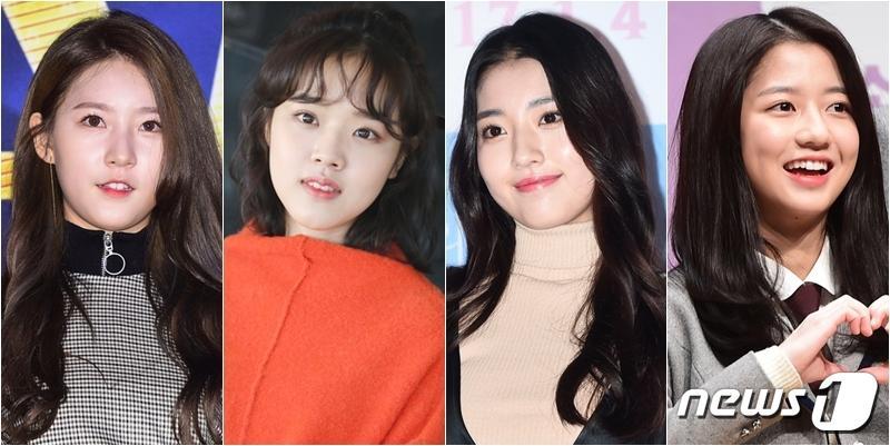 '한양대' 김향기·정다빈-'중앙대'