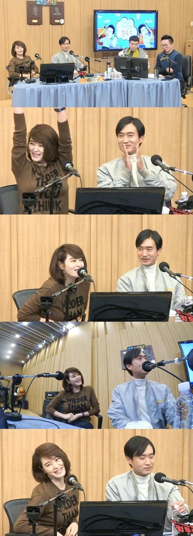 '컬투쇼' 김혜수·조우진이 전한 #국
