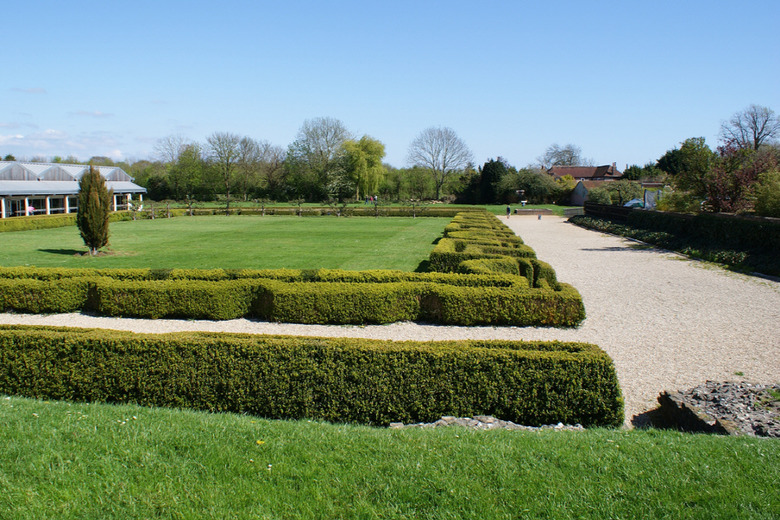 시대별로 변화한 영국 정원 알아보기