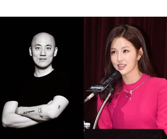 조수애 아나운서, 두산家 장남 박서원