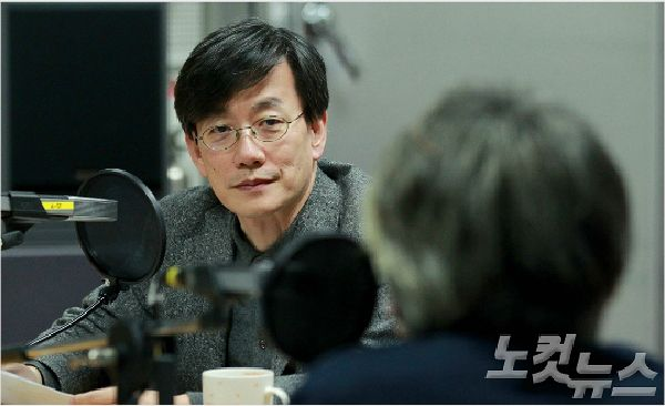 """[인터뷰] 홍석현 """"JTBC 설립,"""