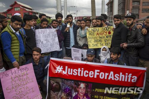 인도 男2명, 성폭행 신고한 피해여성