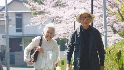 둘이 합쳐 177살, 65년차 일본