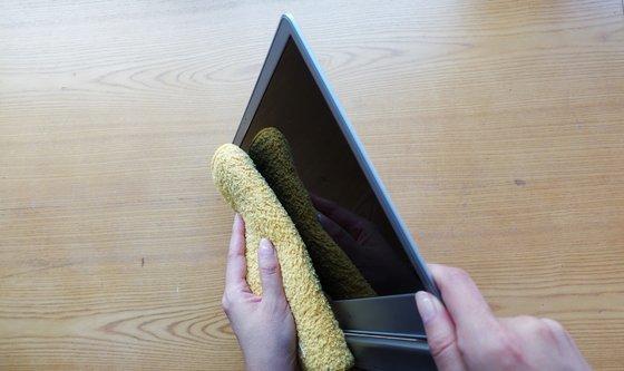 노트북 세균은 변기 수준… 노트북,