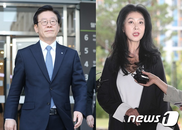 """김부선 """"더는 이재명 문제 삼고 싶지"""