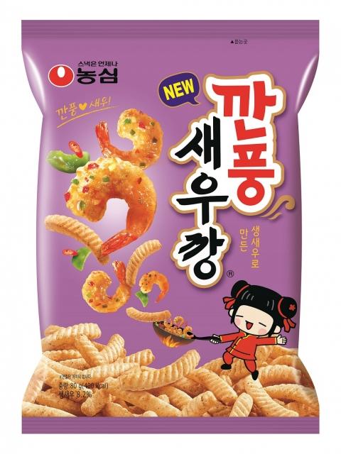 메가 히트 상품 탄생스토리 농심 새우