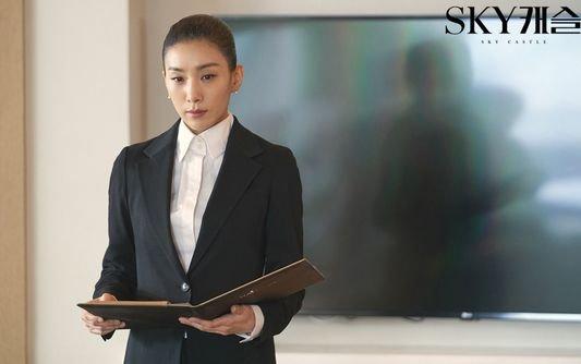"""""""아파트 한 채 값 'SKY캐슬'의"""