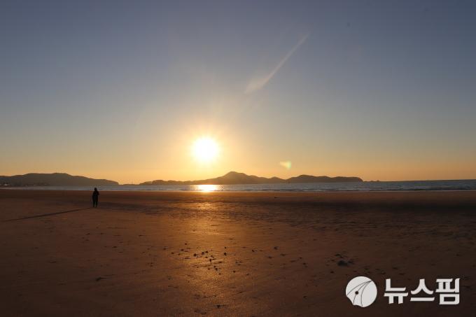 3海 3色… 동해·서해·남해 겨울바다