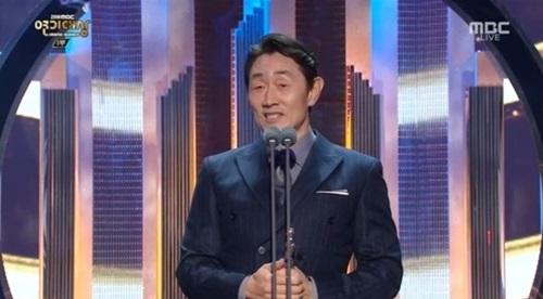 소지섭, 대상 수상…'내뒤테' 7관왕