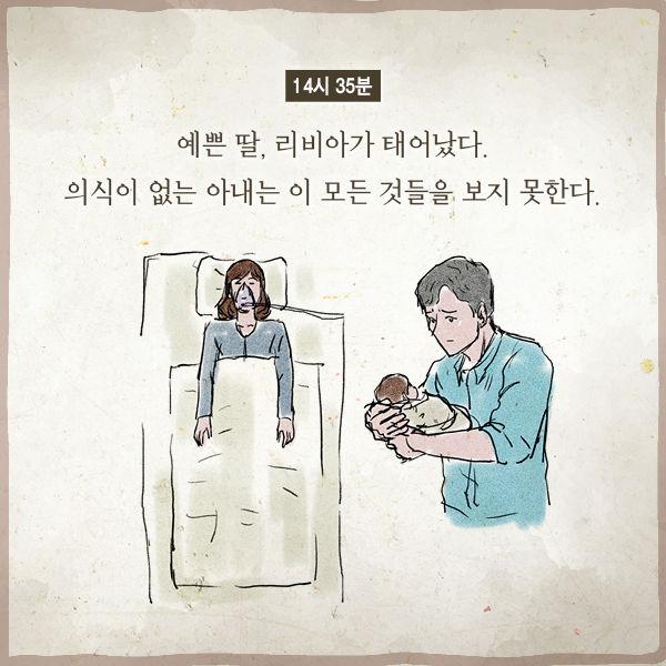 임신한 아내가 급성 백혈병에 걸렸다