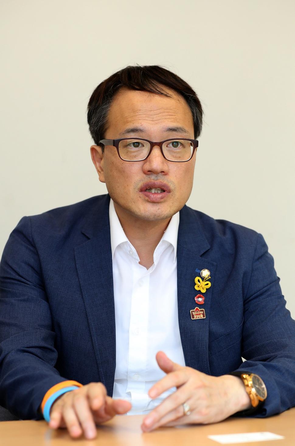 """박주민 """"양승태 대법 앞 발표는 법원에 메시지 전달 의도 ..."""