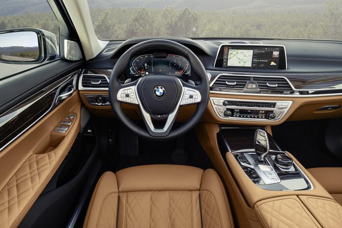 BMW, 플래그십 모델 '뉴 7시리즈