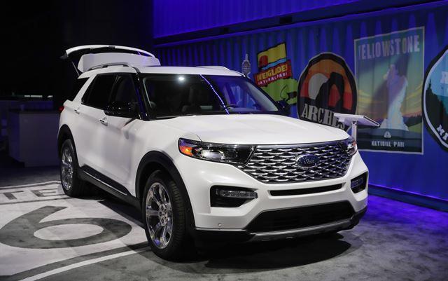 기름값 부담 줄자… 대형 SUV·고성