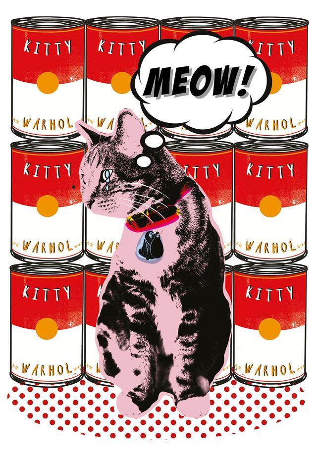고양이 큐레이터의 귀여운 미술사 이야