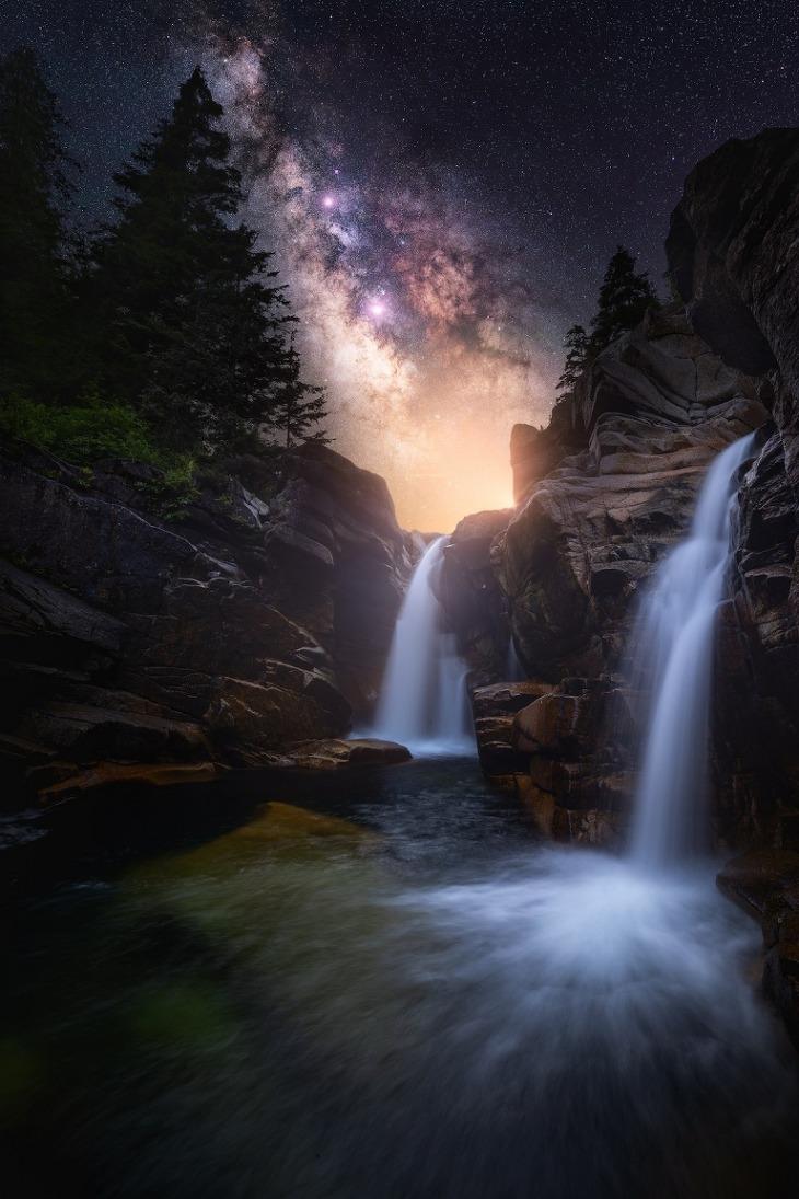 꿈결같은 지구의 밤풍경을 담는 사진작
