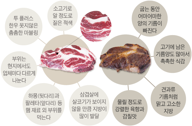 골라라, 더 맛있는 돼지고기