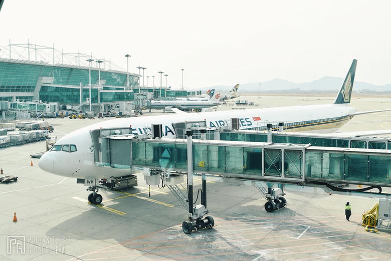 [싱가포르항공 'B777-300ER'