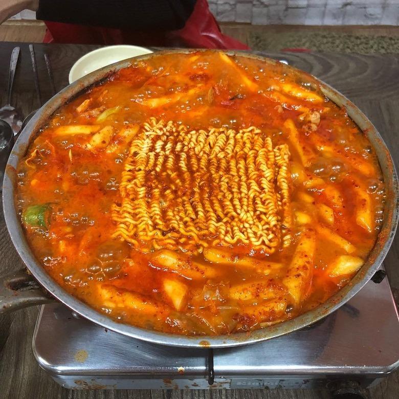 생활의 달인에 나온 전국 떡볶이 맛집