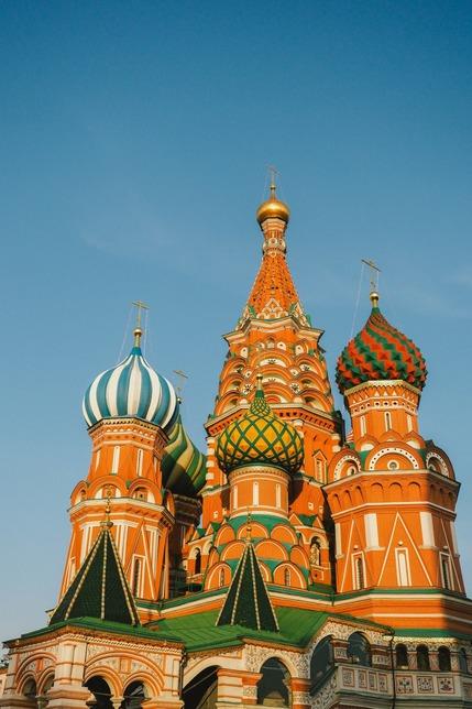 모스크바&상트페테르부르크 여행