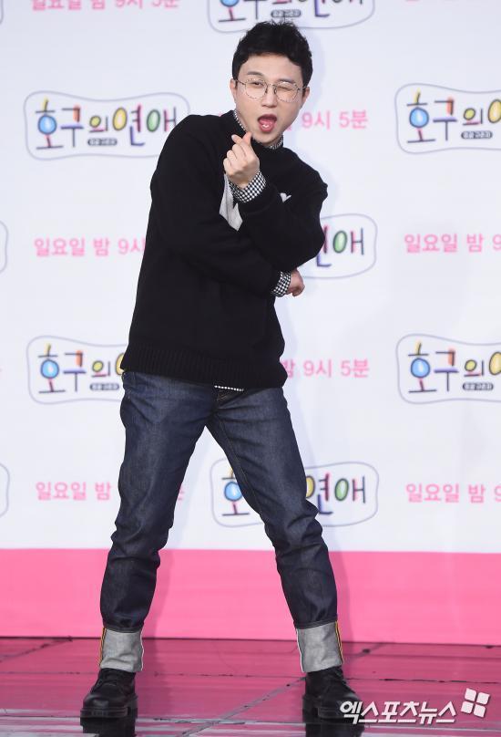 테이·화사·박성광·찬열, 연예계 대표