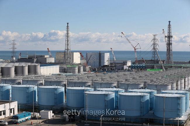 지난 2011년 동일본지진으로 폭발했던 일본 후쿠시마 제1원자력발전소(다이치 원전) [게티이미지]