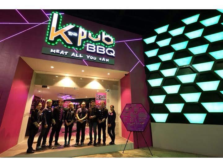 필리핀 최대 규모의 고깃집인 'K펍 비비큐'는 안 대표가 GNP트레이딩의 신사업부문 본부장으로 일할 당시 만든 브랜드다. [푸드컬처랩 제공]