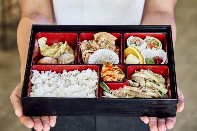 언리미트로 만든 한식 요리 [지구인컴퍼니 제공]