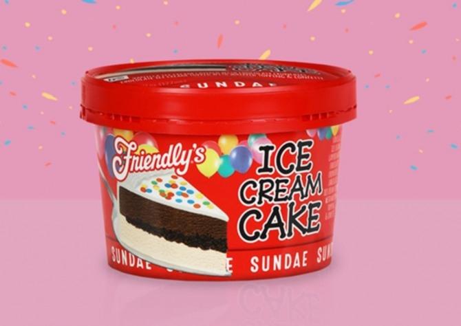프렌들리 케이크 싱글즈(Friendly's Cake Singles)