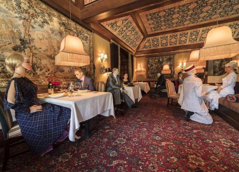 인 앳 리틀 워싱턴(The Inn at Little Washington)' [사진=인앳리틀워싱턴 인스타그램]