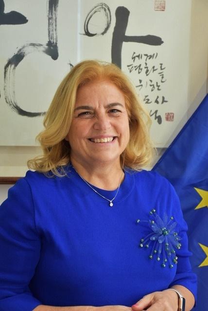 마리아 카스티요 페르난데즈 주한 유럽연합(EU) 대사 [사진=이유게이트웨이]