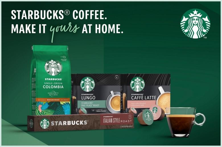 네슬레코리아, 집에서 즐기는 스타벅스 커피 스타벅스 앳홈 신제품 4종 출시 [네슬레코리아 제공]