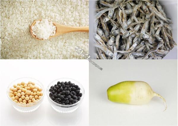 ' 사대천왕' 식품들