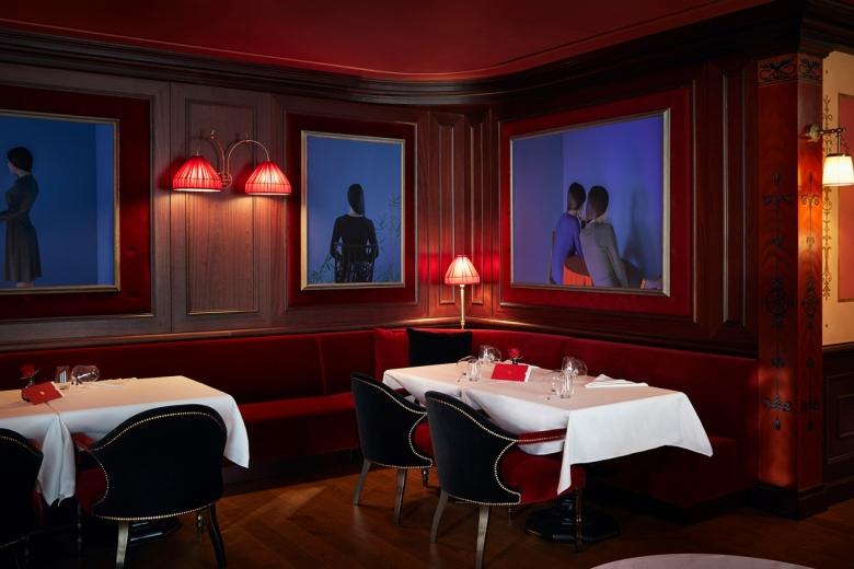레스케이프 호텔 26층에 있는 컨템포러리 레스토랑 '라망 시크레' [조선호텔앤리조트 제공]