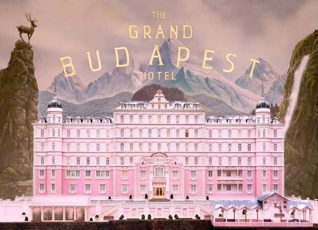 출처: 영화 '그랜드 부다패스트 호텔' 포스터